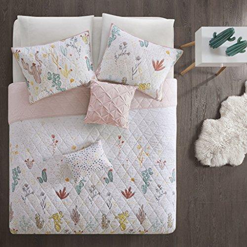 Urban Habitat Kids Desert Bloom Cotton Printed Coverlet Set