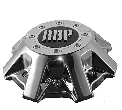 RBP Wheels Custom Center Cap Chrome (Set of 2) # C894-3-4 C-8999RC