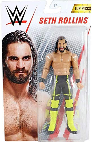 WWE Top Picks Seth Rollins Action Figure