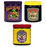 Fox Farm GLCMBX0001 Open Sesame, Cha Ching, Beastie Bloomz Plant Nutrients Fertilizer, 6 Oz Combo Pack