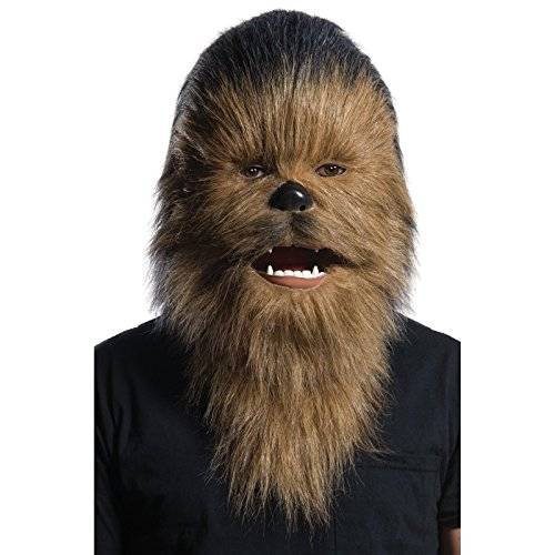 Star Wars Chewbacca Mouth Mover Adult Mask Standard