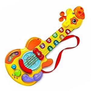 Amazon.com: VTech Zoo Jamz Guitar (Frustration Free ...