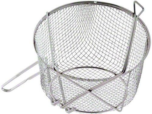 Update International (FB-9) 9 1/2'' Round Wire Fry Basket by Update International (Image #4)