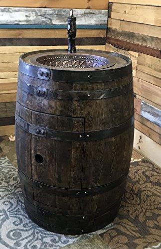Old Whiskey Barrels - 4
