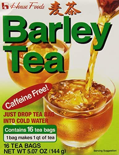 House - Mugicha (Barley) Tea - 16 large bags