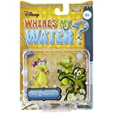 Allie and Swampy Figure Set - Where's My Water?