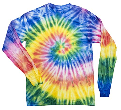 Colortone Tie Dye L/S 2X Santa Barbara for $<!--$15.95-->