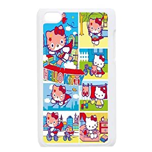 JamesBagg Phone case Hello Kitty Pattern Protective Case FOR IPod Touch 4th Style 15