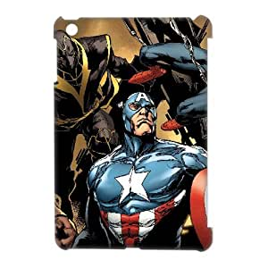 zZzZzZ Avengers Marvel Shell Phone for iPad Mini Cell Phone Case