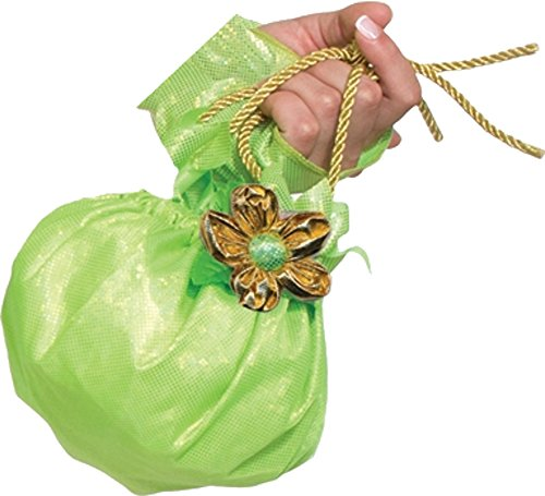 Fairy Purse (Forum Novelties Adult's Womens Green Pixie Fairy Purse Costume Accessory)