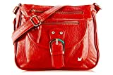 Purse King Pistol Concealed Carry Handbag (Candy Apple Red)
