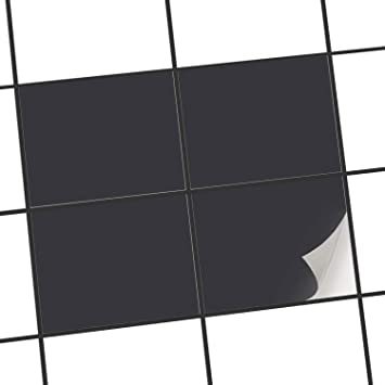 Creatisto Bad Kuche Fliesenfolie Sticker Aufkleber Kuchen Folie