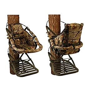 Summit Treestands 180 Max SD Climbing Treestand Review