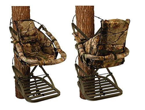 Summit Treestands 180 Max SD Climbing Treestand, Mossy Oak by Summit Treestands (Image #3)