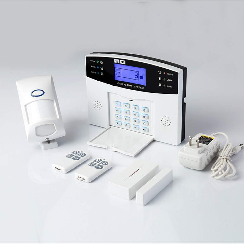 Amazon.com: BUG-L Wireless GSM Security Alarm System, Home ...