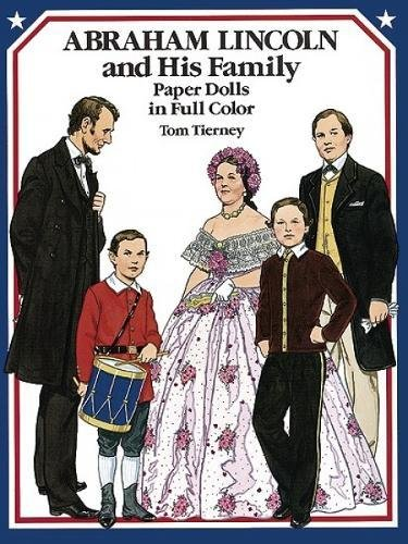 His Family Paper Dolls - 2
