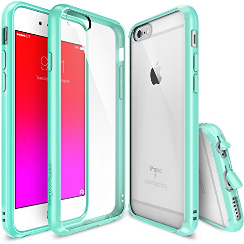 iPhone 6S / 6 Case, Ringke [Fusion] Clear PC Back & TPU...