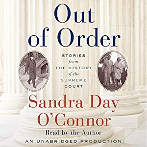 Out of Order Audiobook