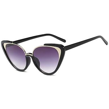 BJGUG Gafas de Sol Polarizadas Para Mujer Gafas de Sol ...