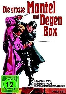 Die große Mantel und Degen Box [3 DVDs]
