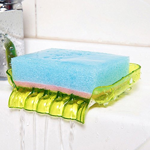 practical-slip-ring-leaves-soap-box-drain-and-clean-soap-dishes-sink-sponge-kitchen-household-holder