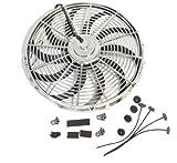 60 x 60 cooling fan - Chrome 16