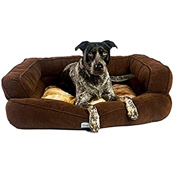 Amazon.com : NEW! Beasley's Couch Dog Bed - Extra Large 34
