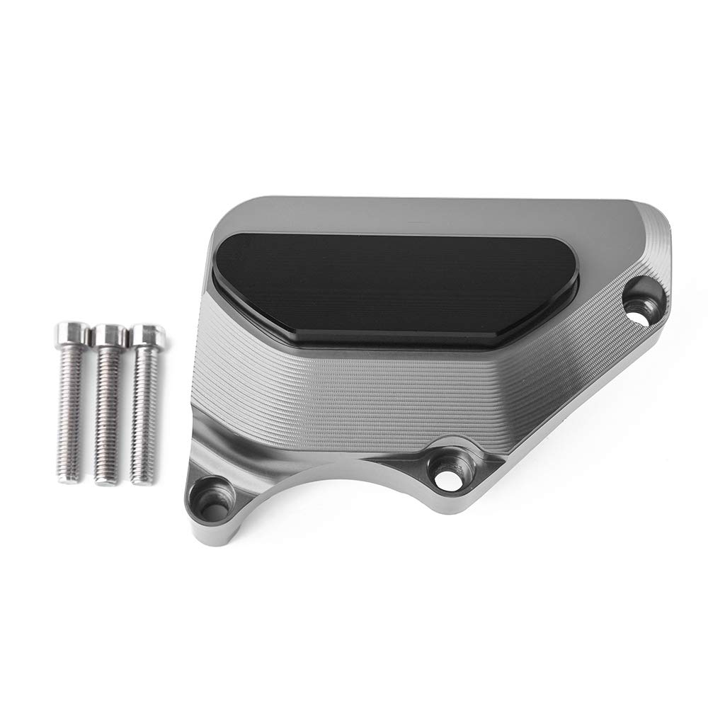 Gris Aluminum Right Engine Crash Guard Pad Protector Cover Frame Slider for 2003-2006 Honda CBR600RR CBR 600 RR CBR 600RR 2004 2005 03-06