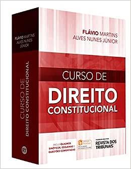 Curso de Direito Constitucional - 9788520371466 - Livros