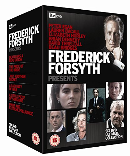 Frederick Forsyth Collection - 6-DVD Box Set ( Death Has a Bad Reputation / The Price of the Bride / Just Another Secret / A Casualty of War / A [ NON-USA FORMAT, PAL, Reg.2 Import - United Kingdom ]