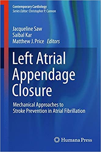 Left Atrial Appendage Closure: Mechanical Approaches to Stroke