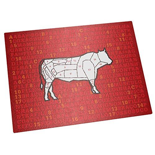 Tabua Carnes Euro FH13011 Decorado