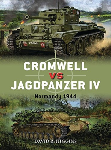 Cromwell vs Jagdpanzer IV: Normandy 1944 (Duel)