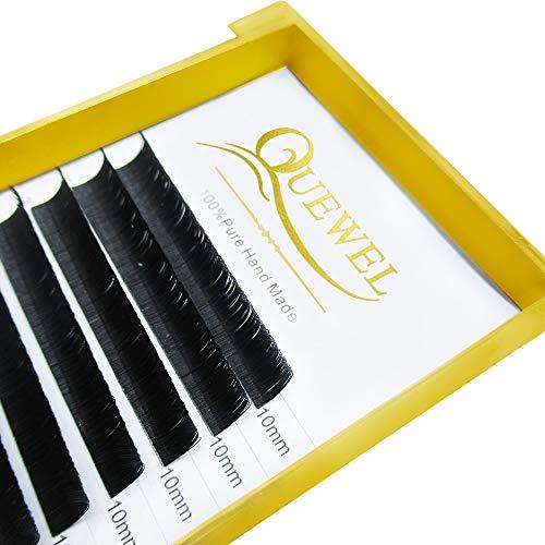 0eec273ab54 Automatic Flowering 8D 9D 10D Premade Fans Volume Blooming Extensions C/D Curl  0.07mm 8~15mm (0.07C, 10mm). by quewel lash
