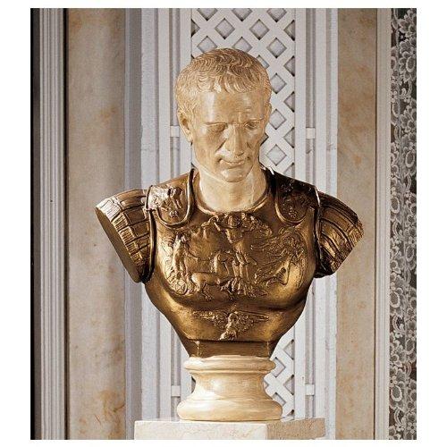 Classic Statue (Roman Julius Caesar Sculpture Statue Bust)