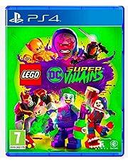 Lego DC Super-Villains , PS4
