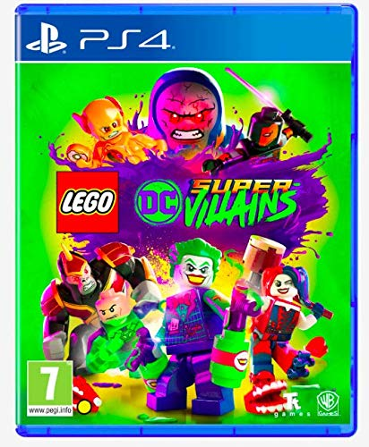 PS4 LEGO DC SUPER-VILLAINS (CHINESE & ENGLISH SUBS) (ASIA)]()