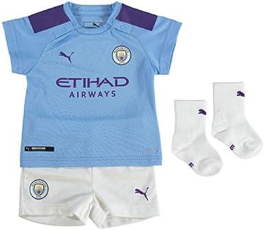 PUMA Manchester City 2019/20 - Balón de fútbol para niños, Color ...