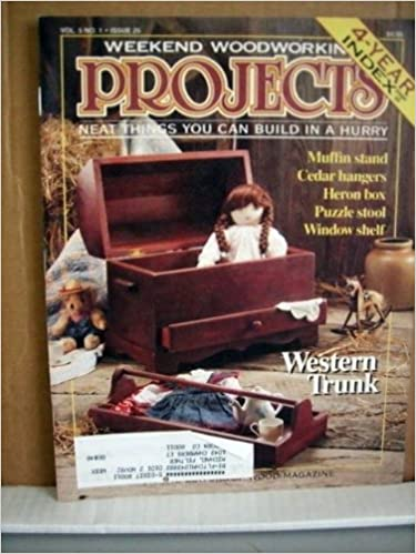 The Weekend Woodworking Projects (Neat things you can build in a ...