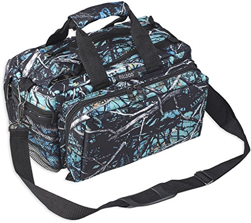 (Bulldog Cases Muddy Girl Serenity Camo Deluxe Range Bag with Strap)