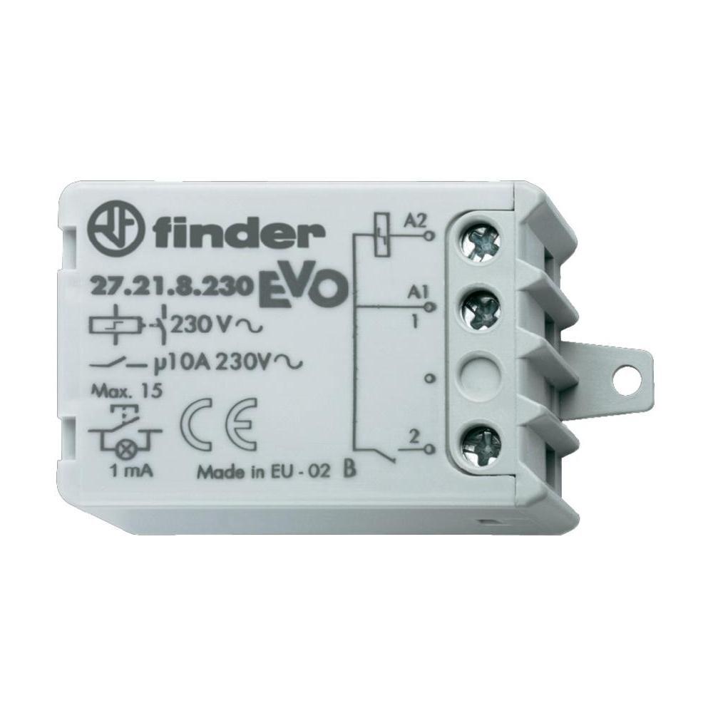 Finder serie 27 - Telerruptor serie 27 1na 230v corriente alterna 340766