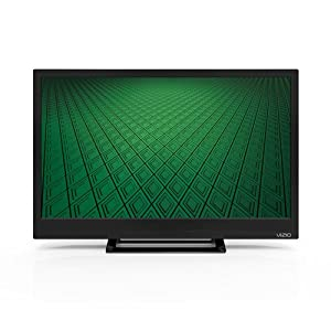 "VIZIO D24hn-D1 D-Series 24"" Class LED TV (Black)"