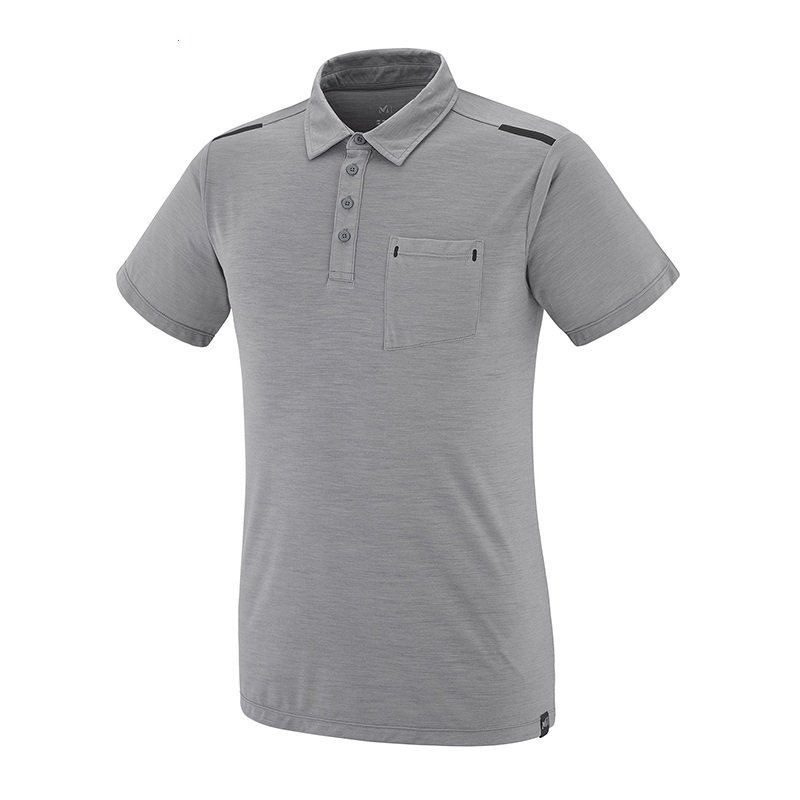 Millet Imja Wool Polo, Hombre MIV7695