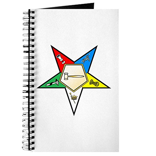 - CafePress Worthy Matron Spiral Bound Journal Notebook, Personal Diary, Lined