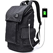MR.YLLS Business Laptop Backpack for Men/Women Anti Theft Tear/Water Resistant Travel Bag School/College Backpack fits up to 15.6 Inch Notebook Computer USB Charging Backpack