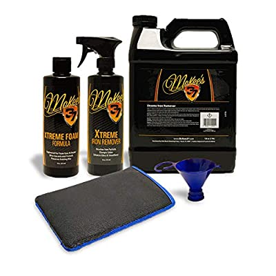 McKee's 37 MK37-480-RK Xtreme Iron Remover Refill Kit (5-Piece): Automotive