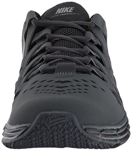 Nike Men's Lunar Fingertrap Cross Trainer, Anthracite/Black, 8.5 Regular US by Nike (Image #4)