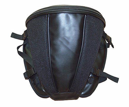 Motorcycle Back Seat Bag - 7