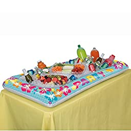 Summer Party Inflatable Buffet Cooler