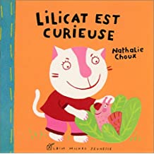 Lilicat est curieuse